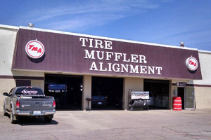 TMA - Tire Muffler Alignment - Yankton